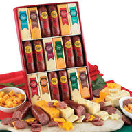 Savory Sixteen Meat & Cheese Sampler
