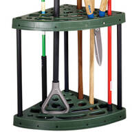 Corner Garden Tool Rack