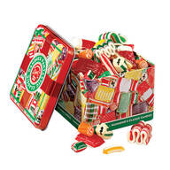 Hammond's® Old Fashioned Christmas Candy Tin - 10 oz.