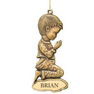 Personalized Christmas Ornaments For Boys