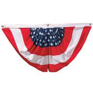 Patriotic American Flag Bunting