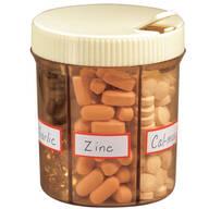6-Section Pill Organizer