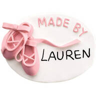 Personalized Ballet Magnet