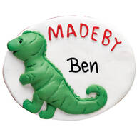 Personalized Dinosaur Magnet