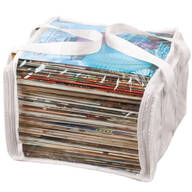 Magazine Storage Bags - Set Of 3