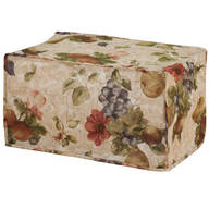 Antique Fruit Appliance Cover Toaster Oven