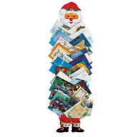 Santa Christmas Card Holder