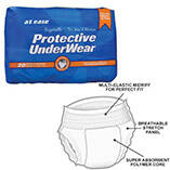 Disposable Protective Underwear