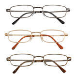 Spring Hinge Reading Glasses