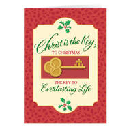 The Key to Christmas Card Set of 20
