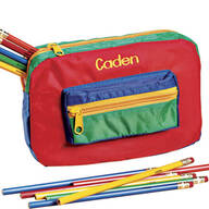Personalized Pencil Case Set