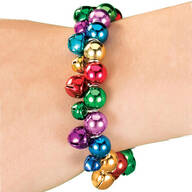 Jingle Bell Stretch Bracelet
