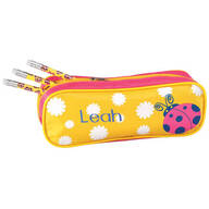 Personalized Ladybug Pencil Case Set
