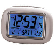 Large Screen Atomic Clock