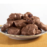 No-Sugar-Added Milk Chocolate Raisin Clusters - 12 oz.