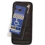 Handicap Visor Pocket