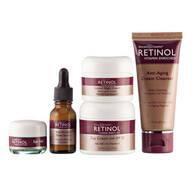 Skincare Cosmetics® Retinol Anti Aging System