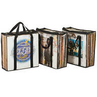 Vinyl Record Carrying Case