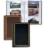 Essential European 4x6 Leather Photo Album