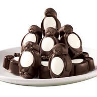 Dark Chocolate Mint Penguins 6 oz.