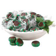 Chocolate Starlight Mints, 14 oz.