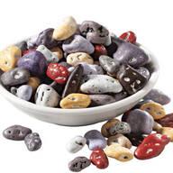 Chocolate River Rock Candies 2.8 oz.