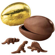Milk Chocolate Dino Egg 8 oz