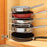 Frying Pan Organizer
