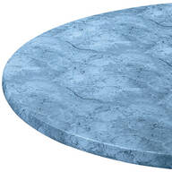 Marbled Elasticized Table Cover