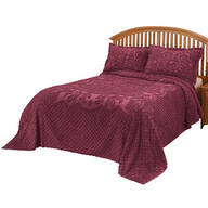 The Martha Chenille Bedding by East Wing Comforts™
