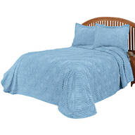 The Eliza Chenille Bedspread by OakRidge™ Comforts