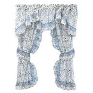 Melissa Floral Curtains
