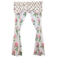 Camellia Curtain Pair