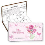 Personalized 2 Year Planner Pitcher of Blessings