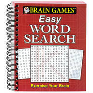 Brain Games™ Easy Word Search