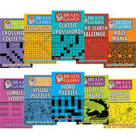 Brain Games, Set of 10