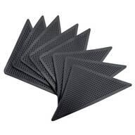 Corner Carpet Grips, Set of 8