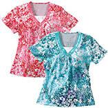 Short Sleeve Floral Shirts