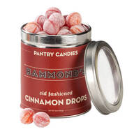 Hammond's® Old Fashioned Cinnamon Drops Tin, 10 oz.