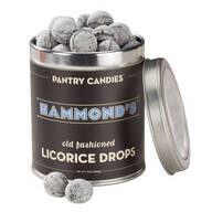 Hammond's® Old Fashioned Licorice Drops Tin - 10 oz.