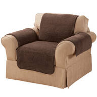 Sherpa Chair Protector by OakRidge™ Comforts