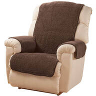 Sherpa Recliner Protector by OakRidge™ Comforts