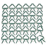 Plant Clips - Set of 15