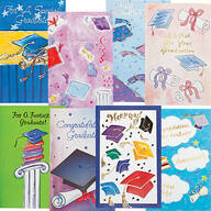 Graduation Card Assortment, Set of 24