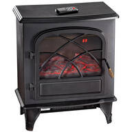 Fireplace Heater with Remote