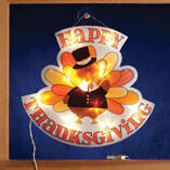 Pilgrim Turkey Shimmer Light by Northwoods Illuminations™