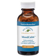 NativeRemedies® MoodCalm™ - 180 Tablets