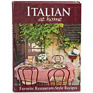 """Italian at Home"" Cookbook"