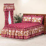Chelsea Quilted Top Bedspread