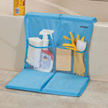Bathtub Caddy with Kneeling Pad